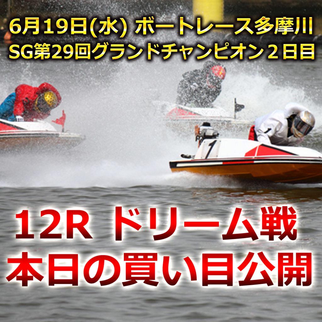 SG第29回グランドチャンピオン(ボートレース多摩川)